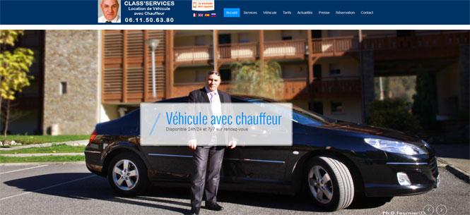 class-services voiture avec chauffeur à Toulouse