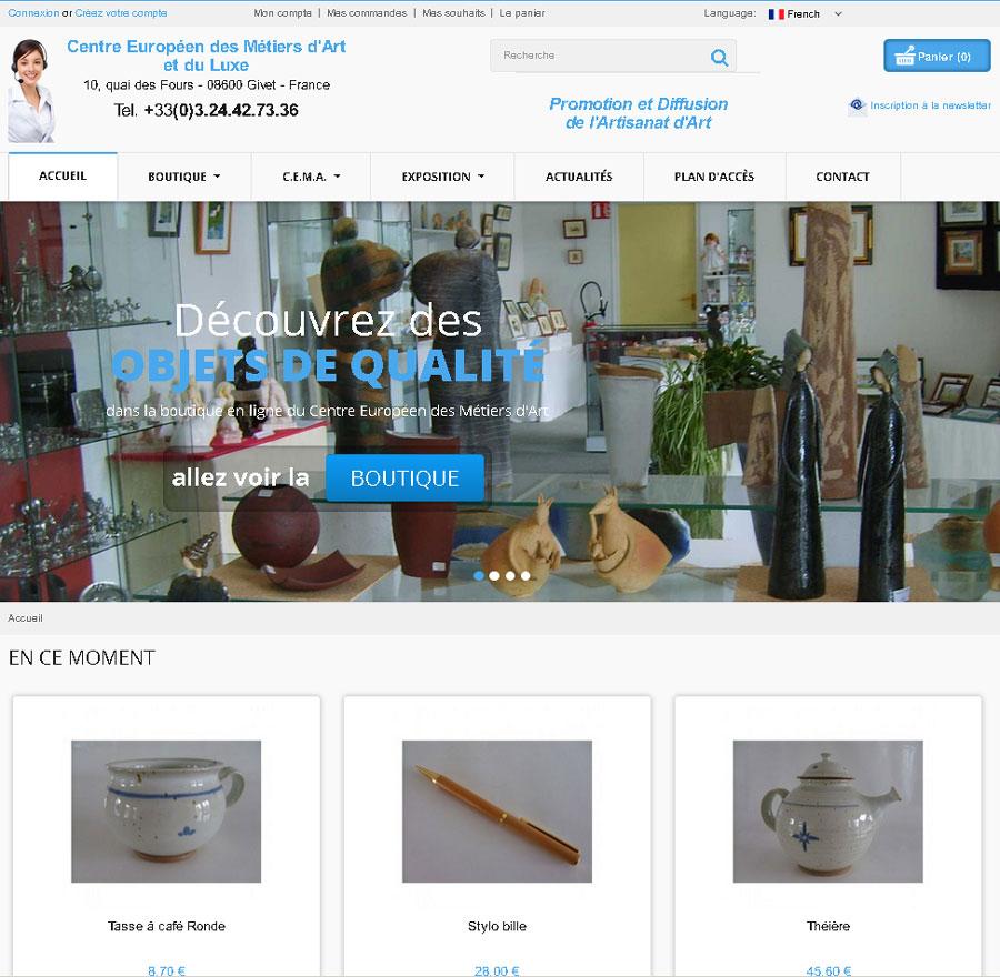Création site e-Commerce Toulouse