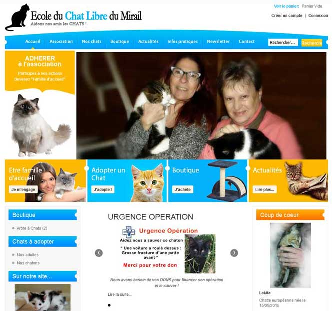 site chat Toulouse